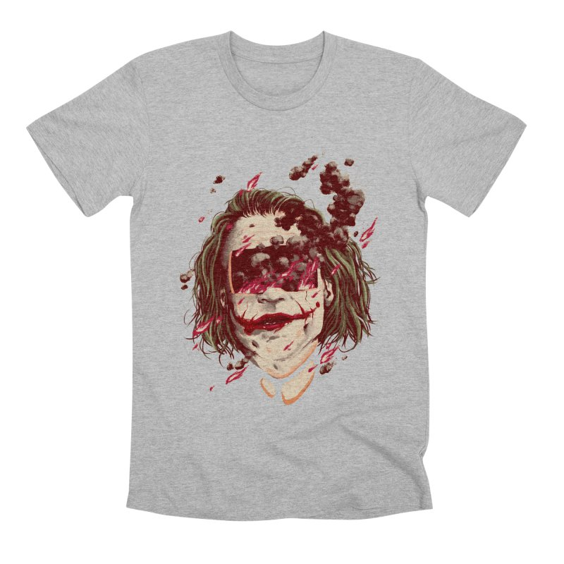 The Joker Men's Premium T-Shirt by MB's Collection