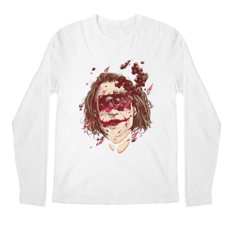 The Joker Men's Regular Longsleeve T-Shirt by MB's Collection