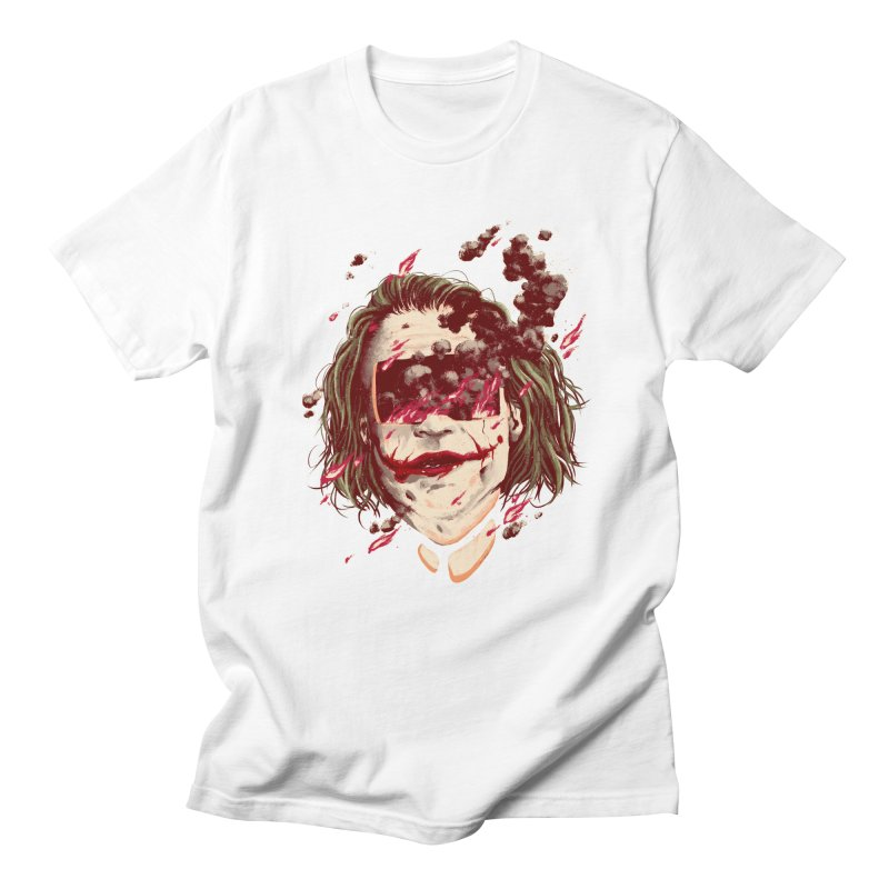 The Joker Women's Regular Unisex T-Shirt by MB's Collection