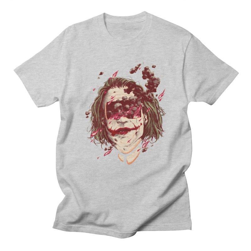 The Joker Men's Regular T-Shirt by MB's Collection
