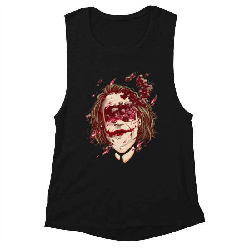 The Joker Women's Tank by MB's Collection