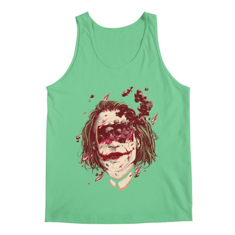 The Joker Men's Regular Tank by MB's Collection