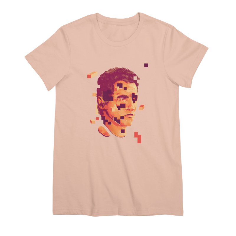 The Terminator Women's Premium T-Shirt by MB's Collection