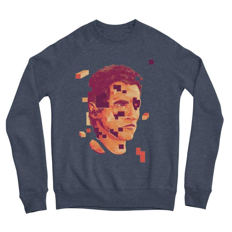 The Terminator Men's Sponge Fleece Sweatshirt by MB's Collection