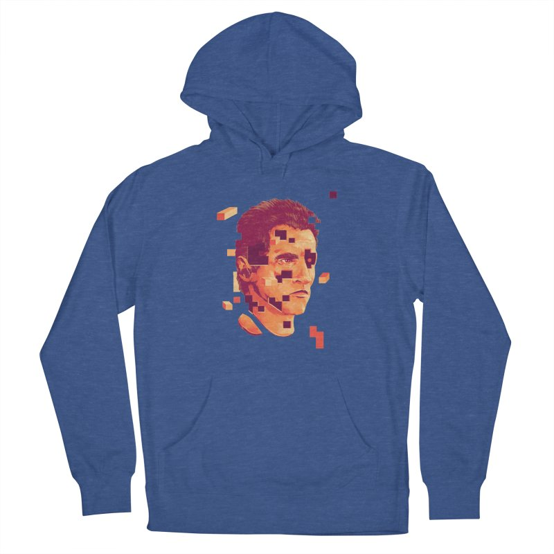 The Terminator Men's French Terry Pullover Hoody by MB's Collection