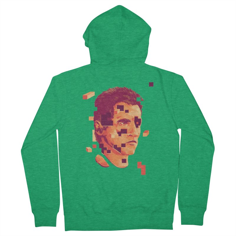 The Terminator Men's French Terry Zip-Up Hoody by MB's Collection