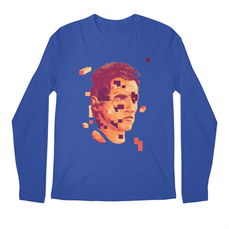 The Terminator Men's Regular Longsleeve T-Shirt by MB's Collection