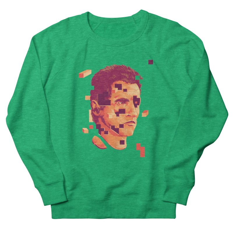 The Terminator Men's French Terry Sweatshirt by MB's Collection