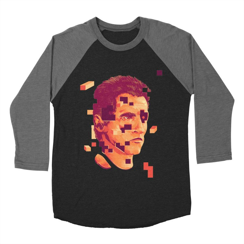 The Terminator Women's Baseball Triblend Longsleeve T-Shirt by MB's Collection