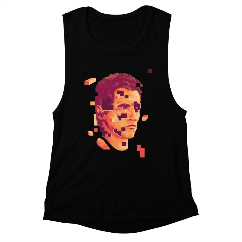 The Terminator Women's Muscle Tank by MB's Collection