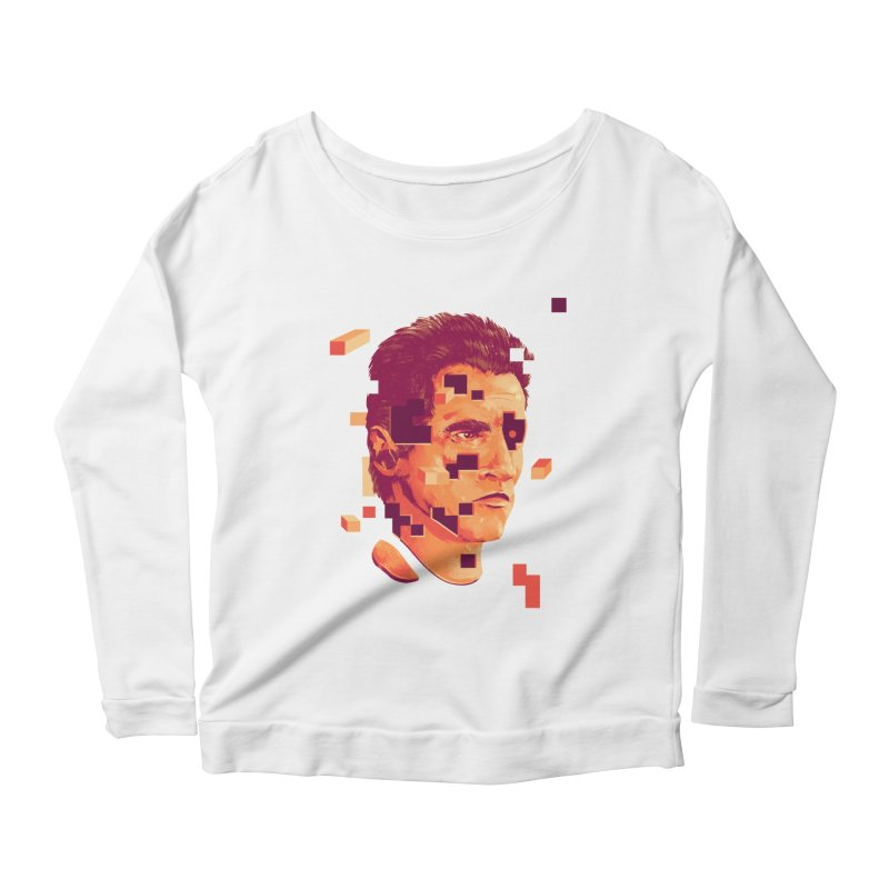 The Terminator Women's Scoop Neck Longsleeve T-Shirt by MB's Collection