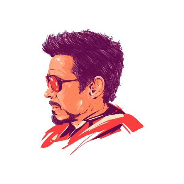 Design for Love you 3000 // Tony Stark