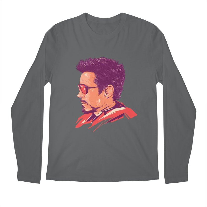 Love you 3000 // Tony Stark Men's Regular Longsleeve T-Shirt by MB's Collection