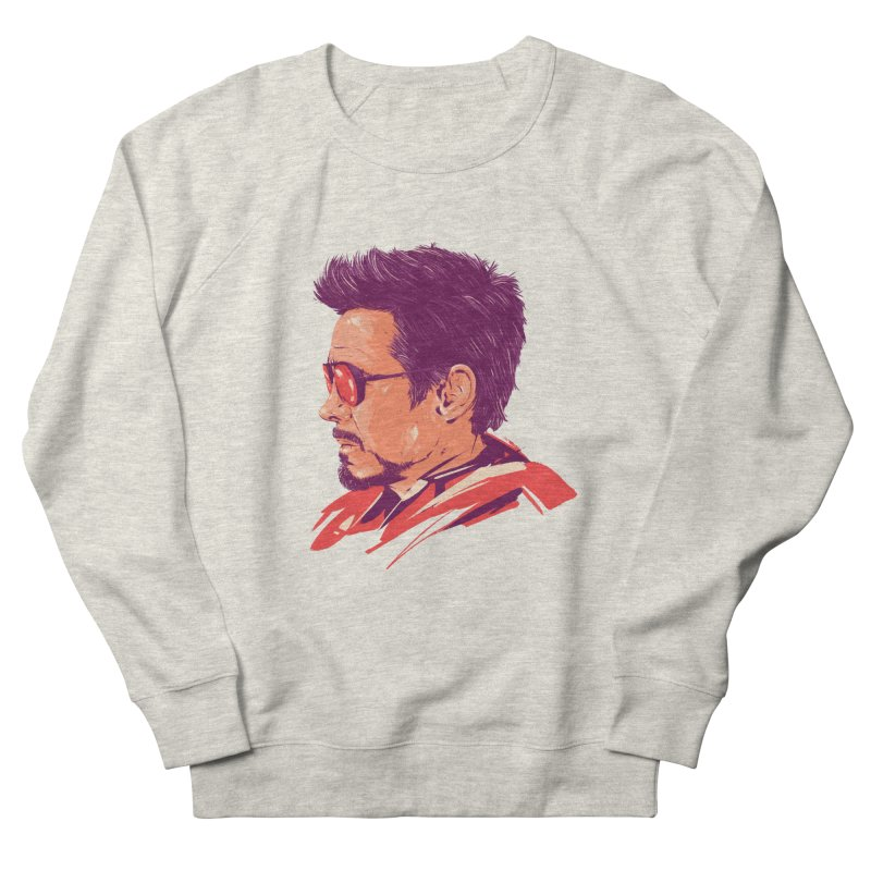 Love you 3000 // Tony Stark Men's French Terry Sweatshirt by MB's Collection