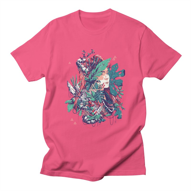 Aloy Women's Regular Unisex T-Shirt by MB's Collection