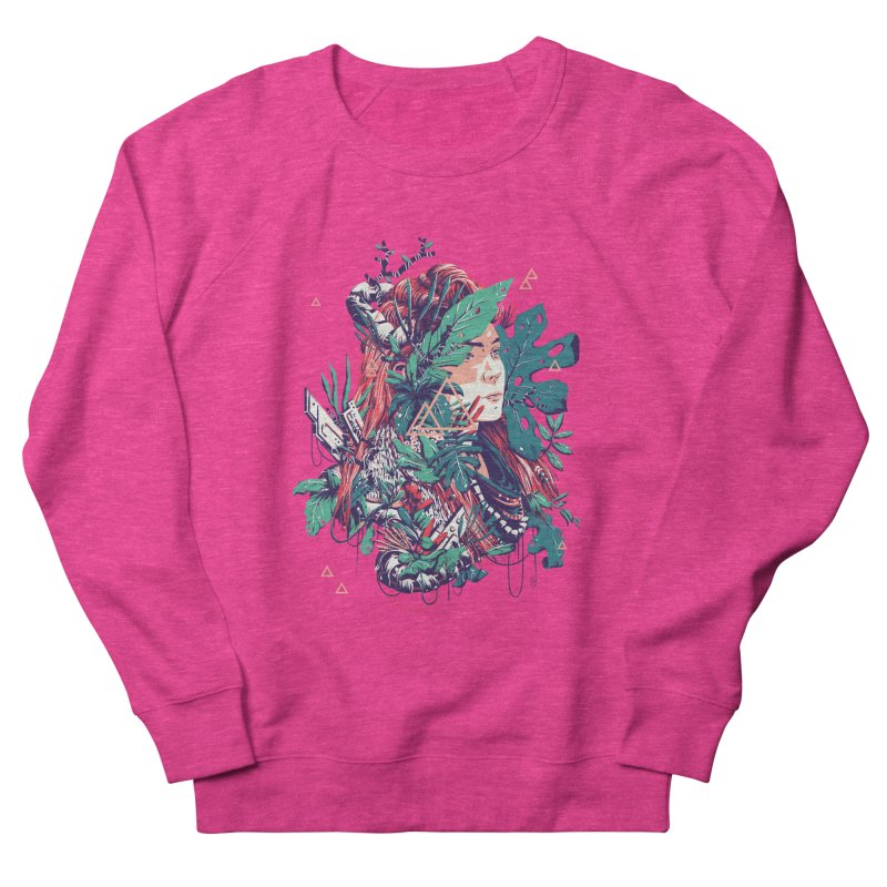 Aloy Women's French Terry Sweatshirt by MB's Tees