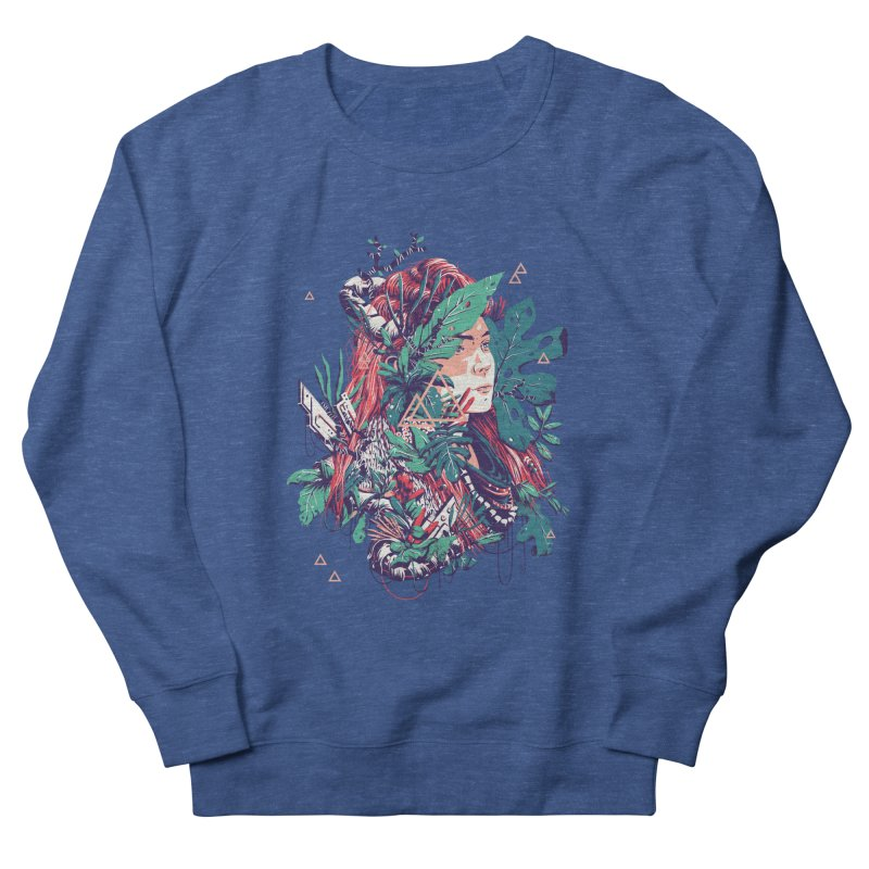 Aloy Men's French Terry Sweatshirt by MB's Tees