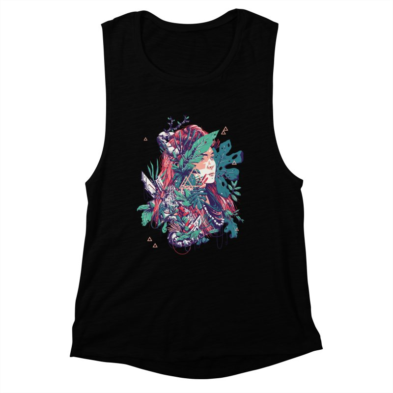 Aloy Women's Muscle Tank by MB's Collection