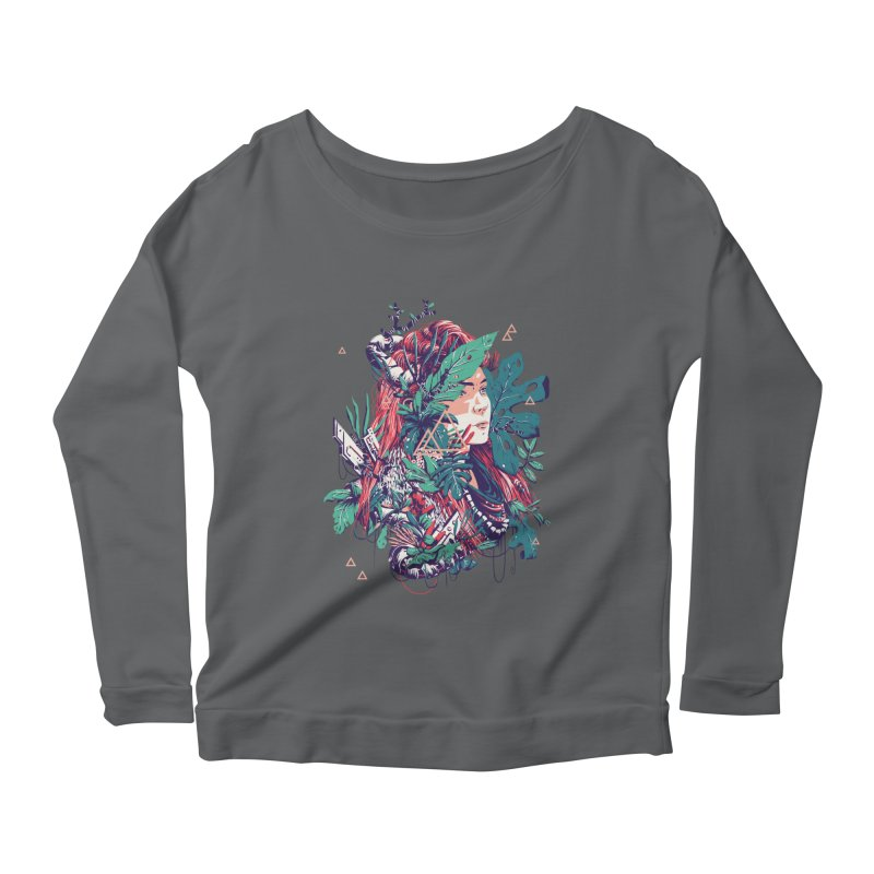 Aloy Women's Longsleeve T-Shirt by MB's Collection