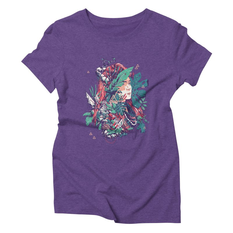 Aloy Women's Triblend T-Shirt by MB's Collection