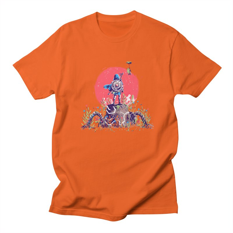 Breath of the Wild Men's T-Shirt by MB's Tees