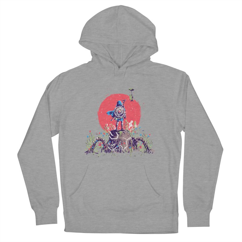 Breath of the Wild Men's Pullover Hoody by MB's Tees