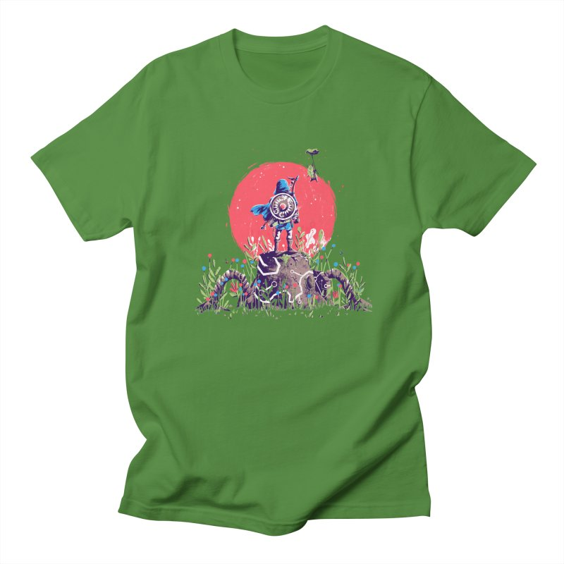 Breath of the Wild Women's Regular Unisex T-Shirt by MB's Tees