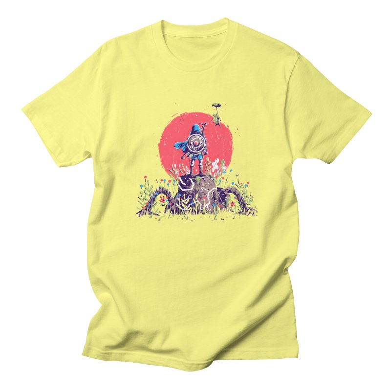 Breath of the Wild Men's T-Shirt by MB's Collection