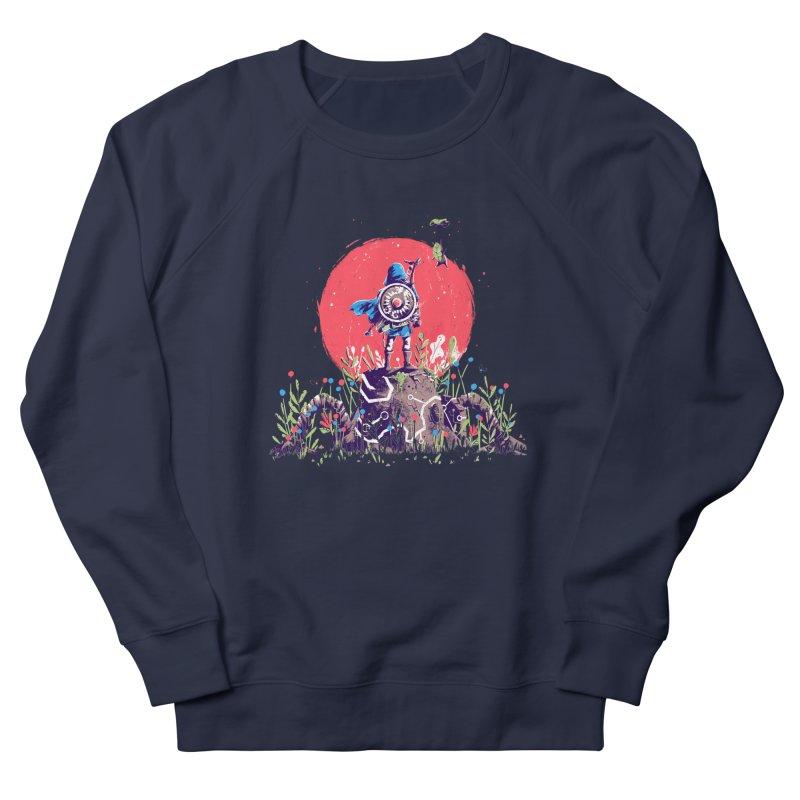 Breath of the Wild Men's Sweatshirt by MB's Tees