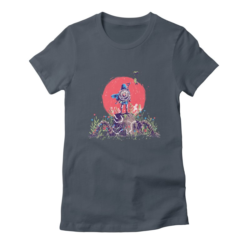 Breath of the Wild Women's T-Shirt by MB's Tees