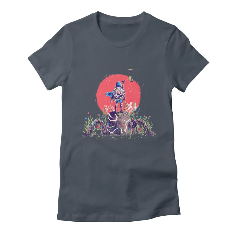 Breath of the Wild Women's T-Shirt by MB's Collection