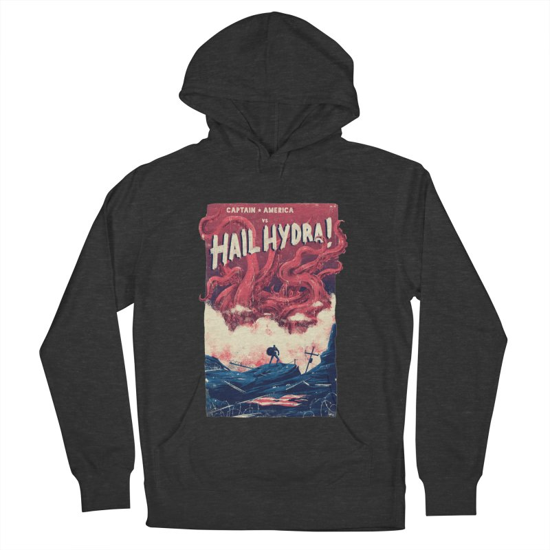 Hail Hydra Men's Pullover Hoody by MB's Tees