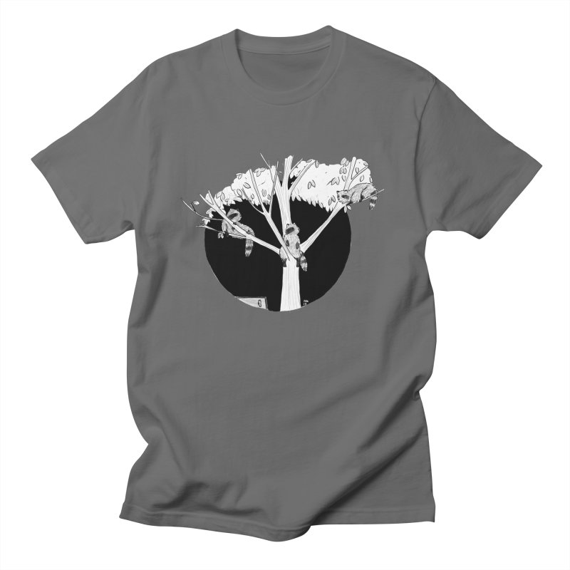 Toronto Saturday Night Men's T-Shirt by Mariel Kelly