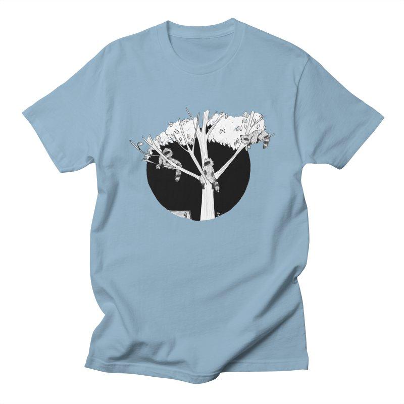 Toronto Saturday Night Men's Regular T-Shirt by marielashlinn's Artist Shop