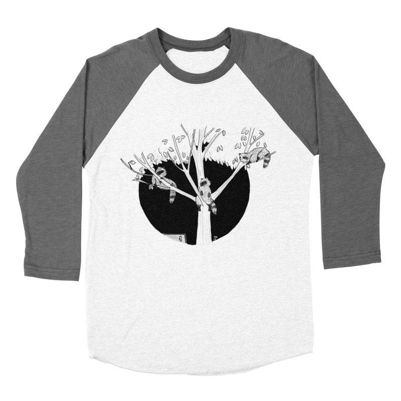 Toronto Saturday Night Women's Baseball Triblend Longsleeve T-Shirt by Mariel Kelly
