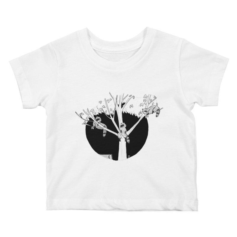 Toronto Saturday Night Kids Baby T-Shirt by Mariel Kelly