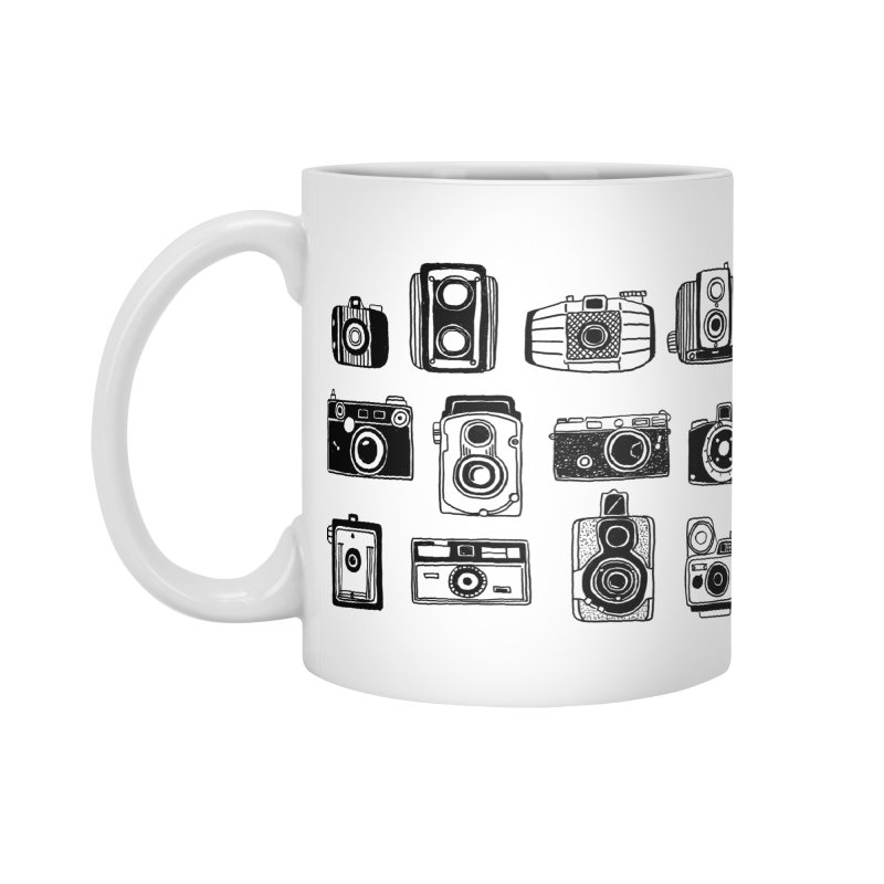 Snap Accessories Mug by marielashlinn's Artist Shop