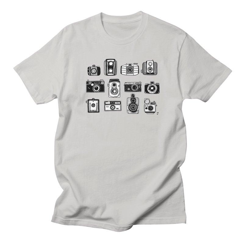 Snap Men's T-Shirt by Mariel Kelly