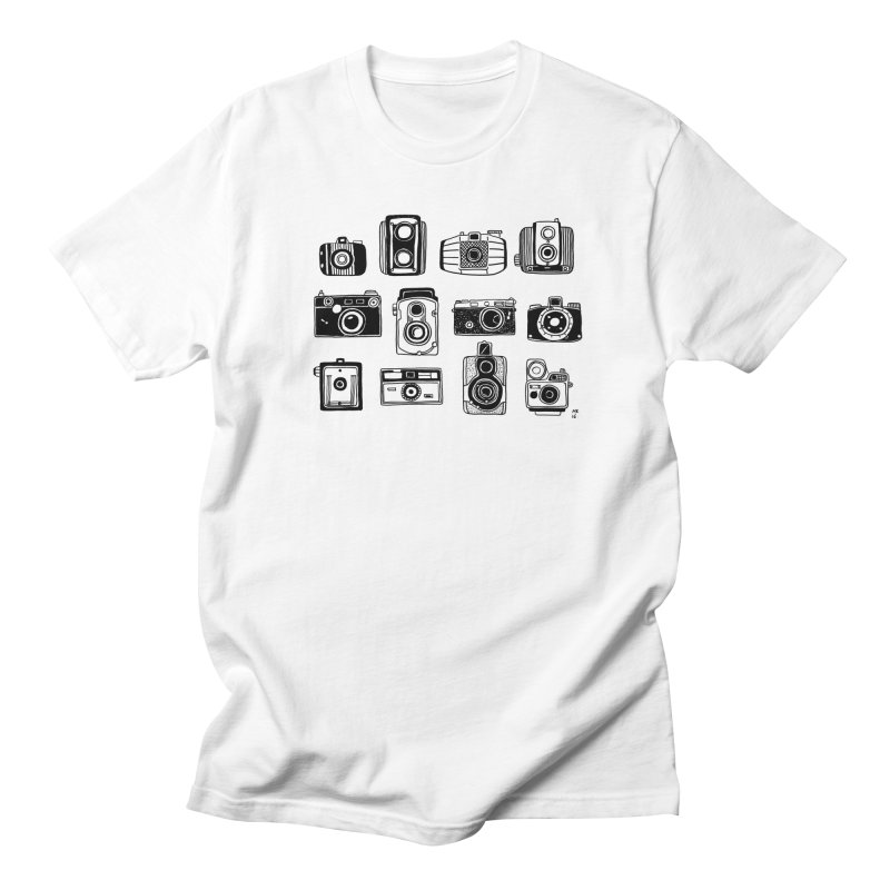 Snap Men's Regular T-Shirt by Mariel Kelly