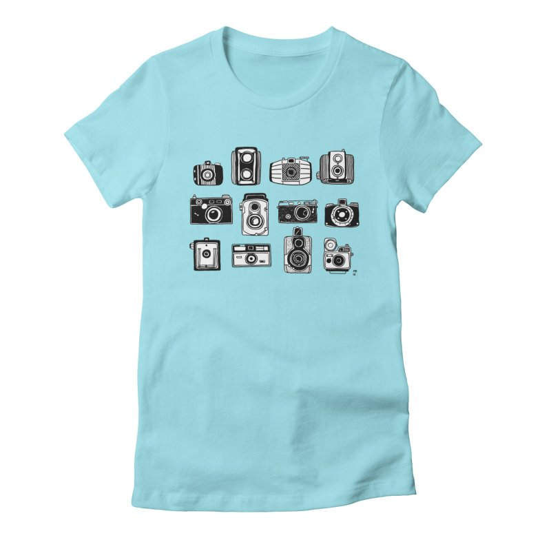 Snap Women's T-Shirt by marielashlinn's Artist Shop