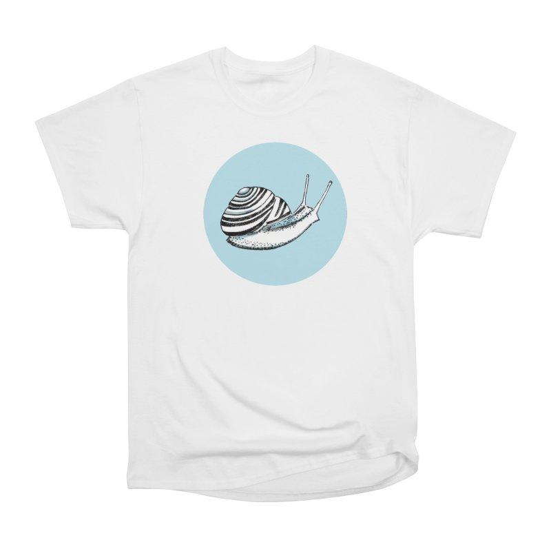 Slow Men's Heavyweight T-Shirt by marielashlinn's Artist Shop