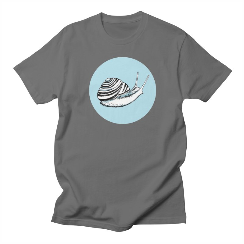 Slow Men's T-Shirt by Mariel Kelly