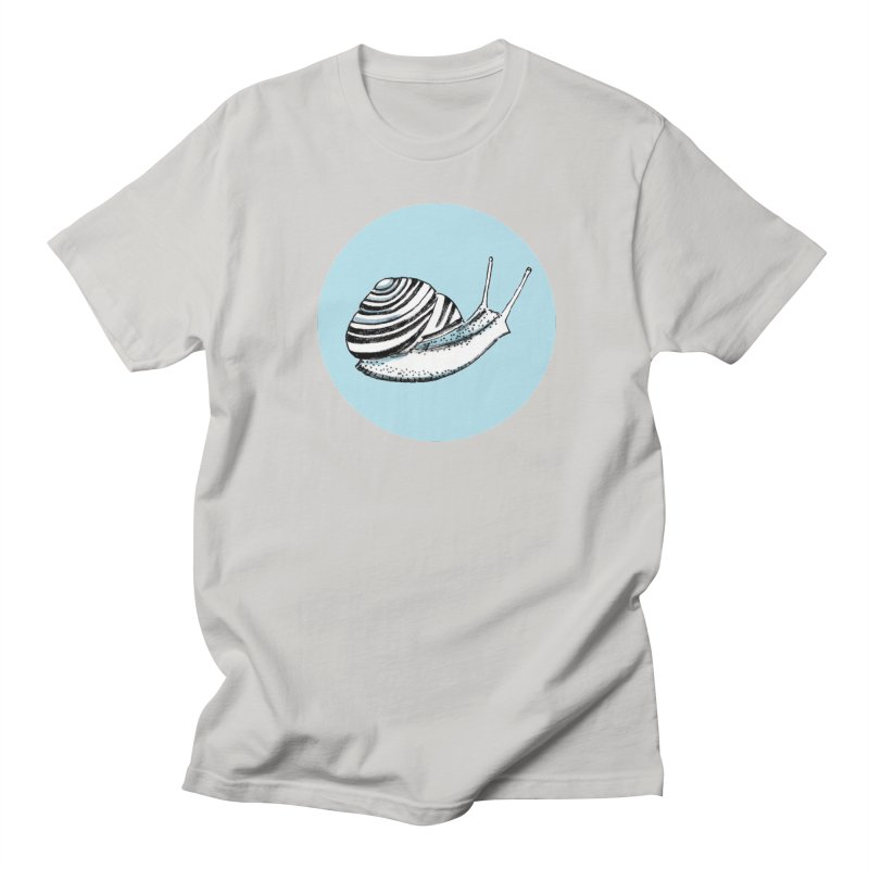 Slow Men's Regular T-Shirt by marielashlinn's Artist Shop