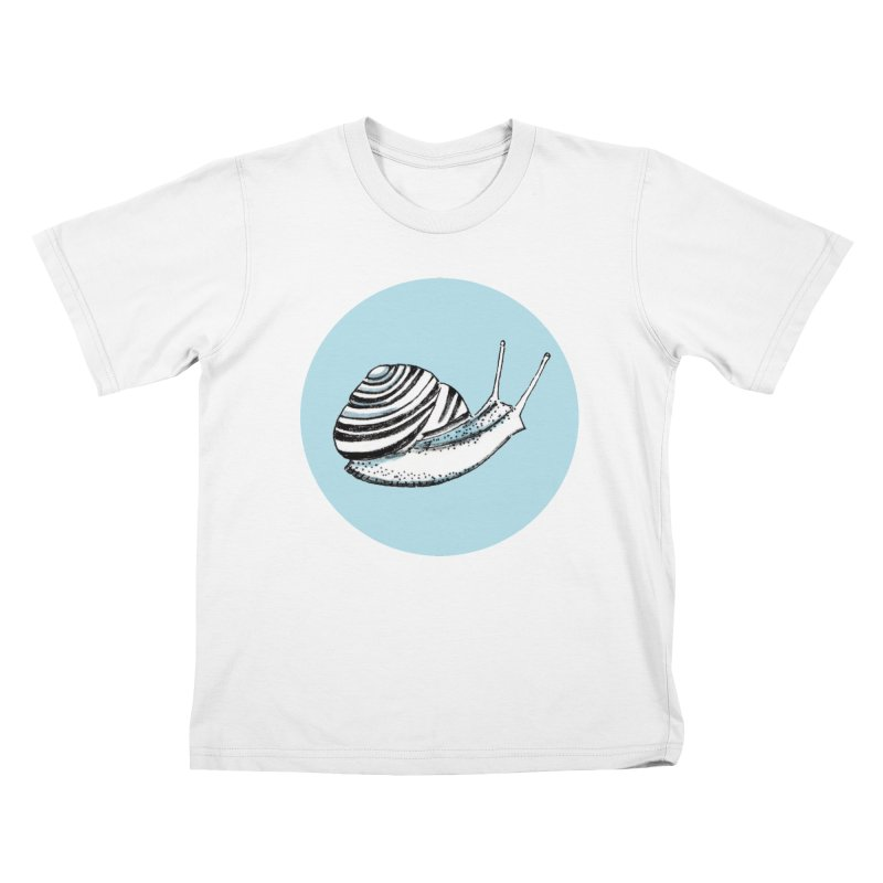 Slow Kids T-Shirt by Mariel Kelly