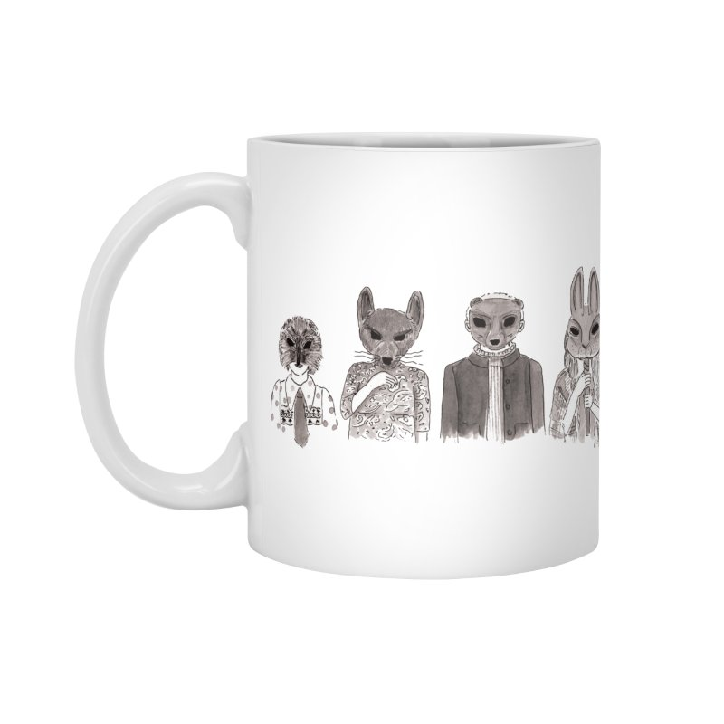 Creeps Accessories Mug by marielashlinn's Artist Shop