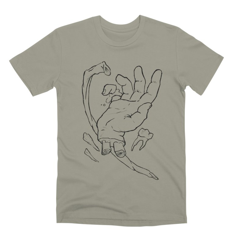 Handy Dandy Men's Premium T-Shirt by Marie Angoulvant's Shop