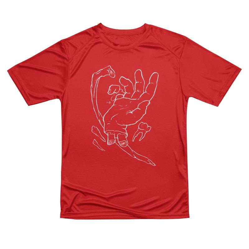 Hand Dandy - white Women's T-Shirt by Marie Angoulvant's Shop