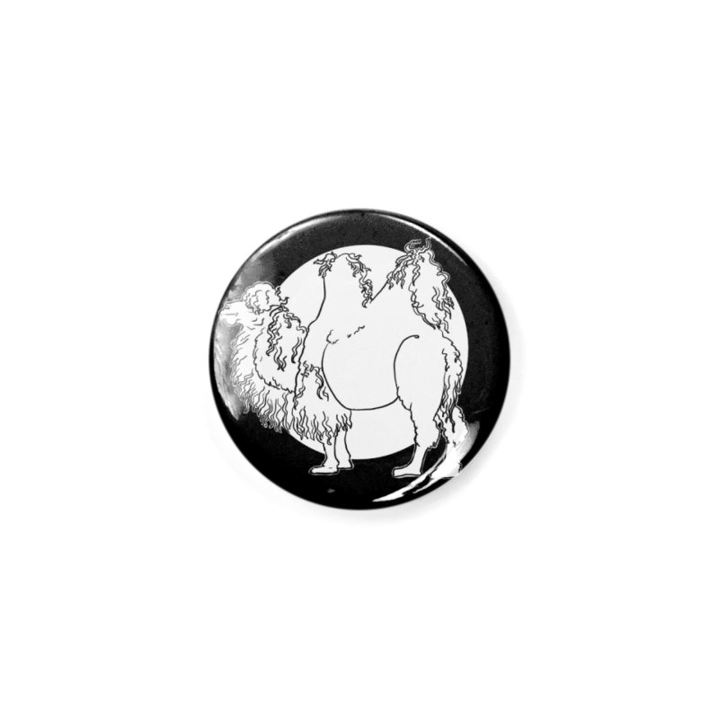 Bactrian Camel Accessories Button by Marie Angoulvant's Shop