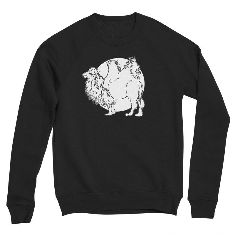 Bactrian Camel Men's Sweatshirt by Marie Angoulvant's Shop