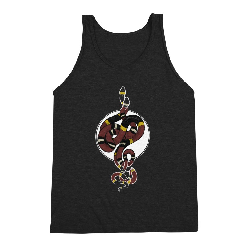 Snake and Snake Men's Tank by Marie Angoulvant's Shop